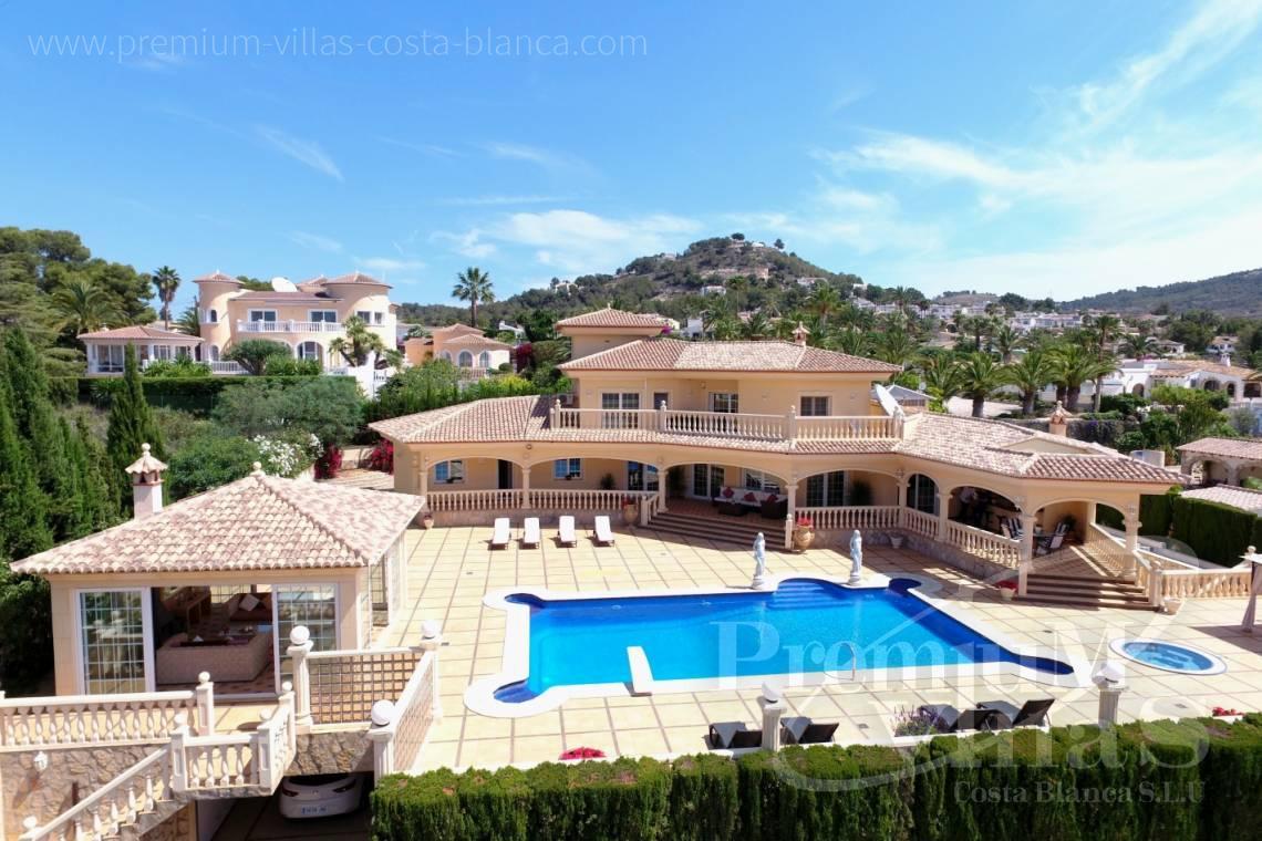 Villa A Vendre Espagne Calpe