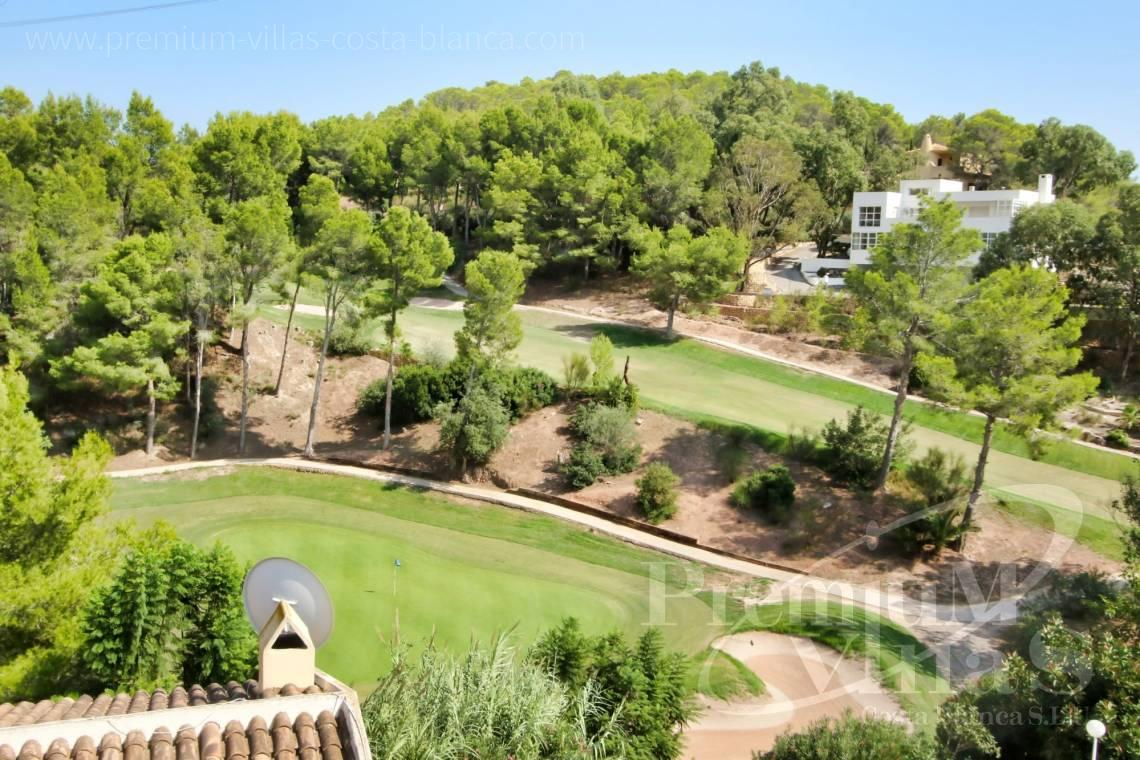 Club de golf Don Cayo à Altea Costa Blanca - C2254 - Bungalow avec vue sur le golf Don Cayo à Altea 2