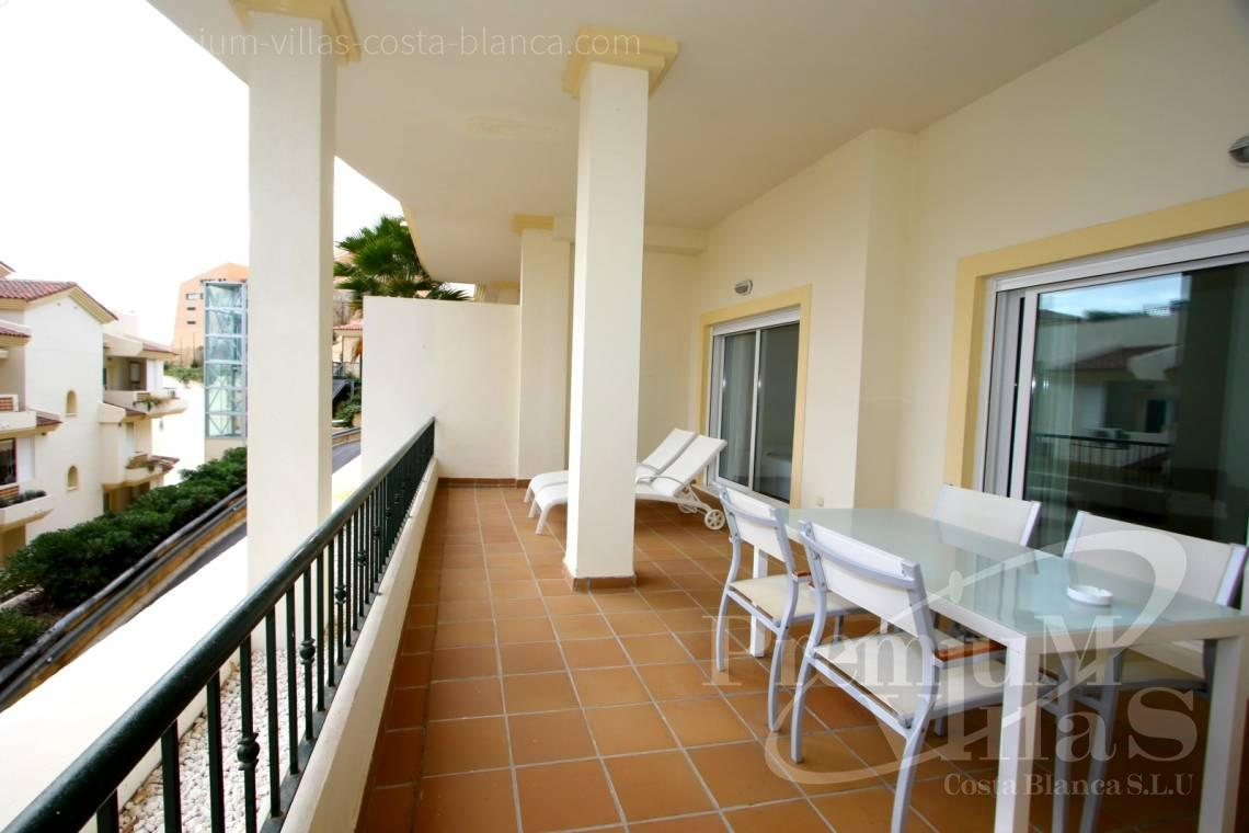 Appartement dans urbanisation Oasis Beach I Altea - A0565 - Appartement à Mascarat à 150m de la plage 15