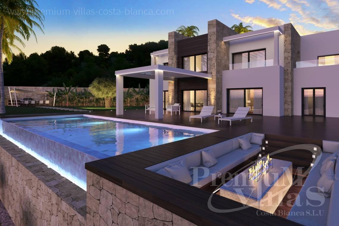 villa de luxe benissa costa blanca espagne villa moderne. Black Bedroom Furniture Sets. Home Design Ideas