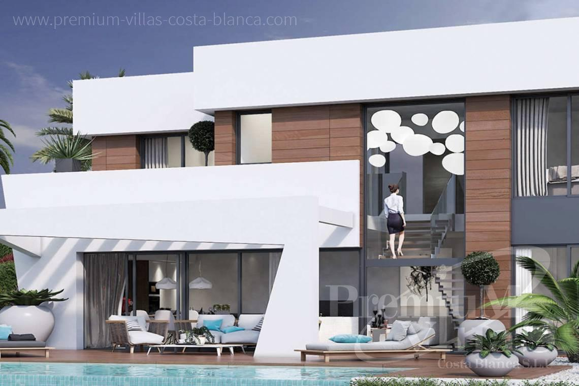 Acheter une maison espagne costa blanca finestrat for Villa moderne prix