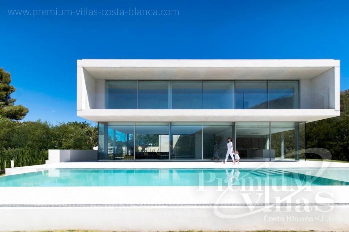 Villa de luxe moderne à Moraira à vendre (El Portet)