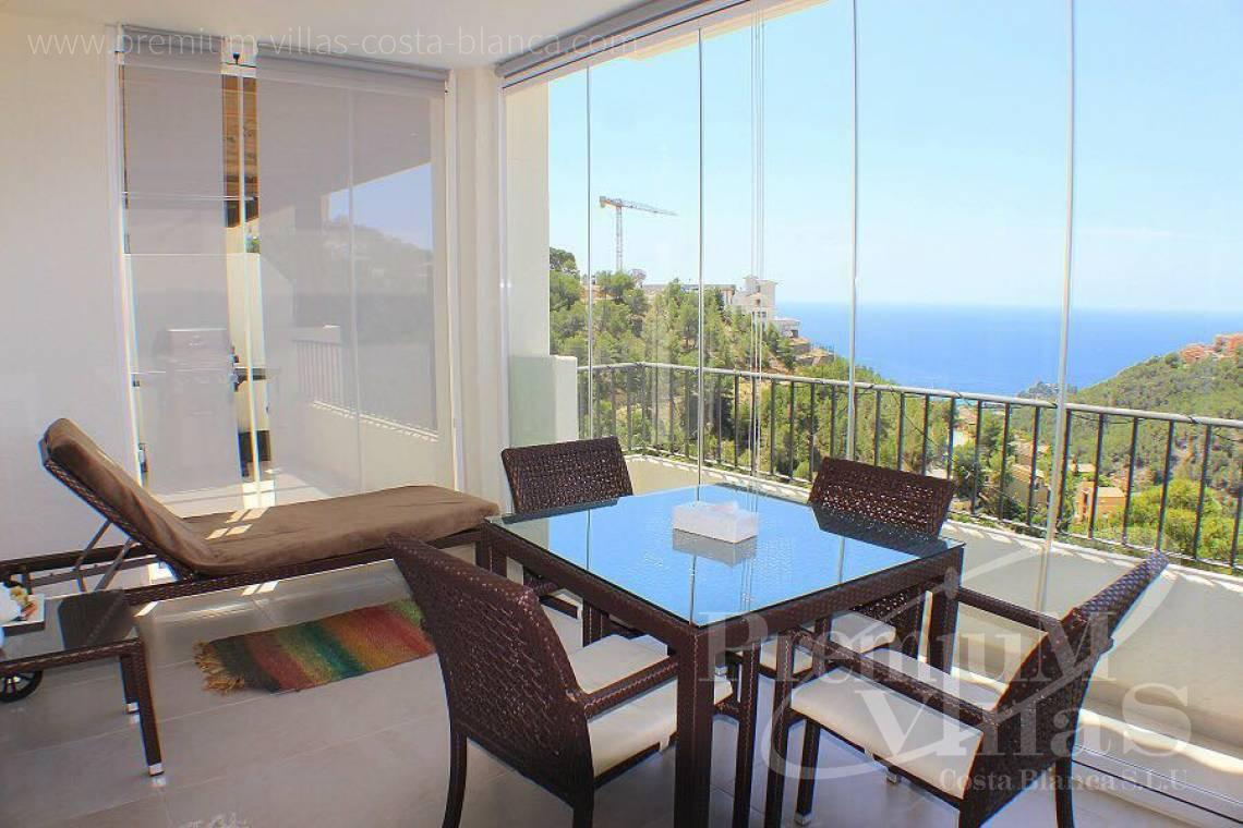 Achat appartement duplex penthouse  Altea Hills Costa Blanca - A0577 - Appartement moderne à vendre à Altea Hills 1