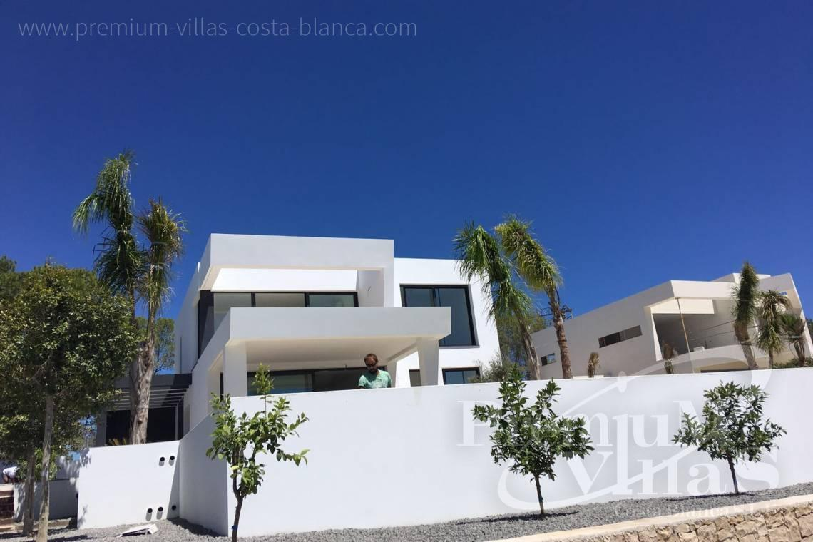 Acheter une maison espagne costa blanca moraira villa for Construction villa moderne
