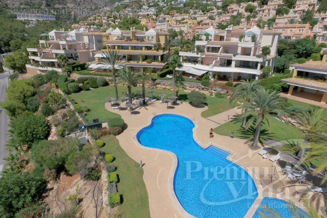 Achater 3 chambres appartement Altea Hills Costa Blanca - A0546 - Appartement de luxe à Altea Hills, Ducado Real 27