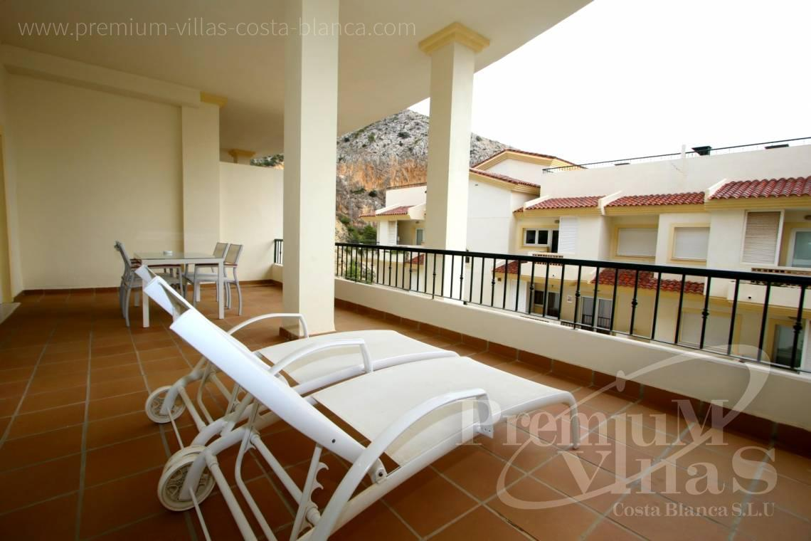 Appartement près de la plage à Altea Costa Blanca - A0565 - Appartement à Mascarat à 150m de la plage 11