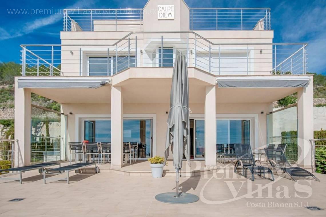 Villa moderne calpe costa blanca espagne villa neuve de for Villa neuve