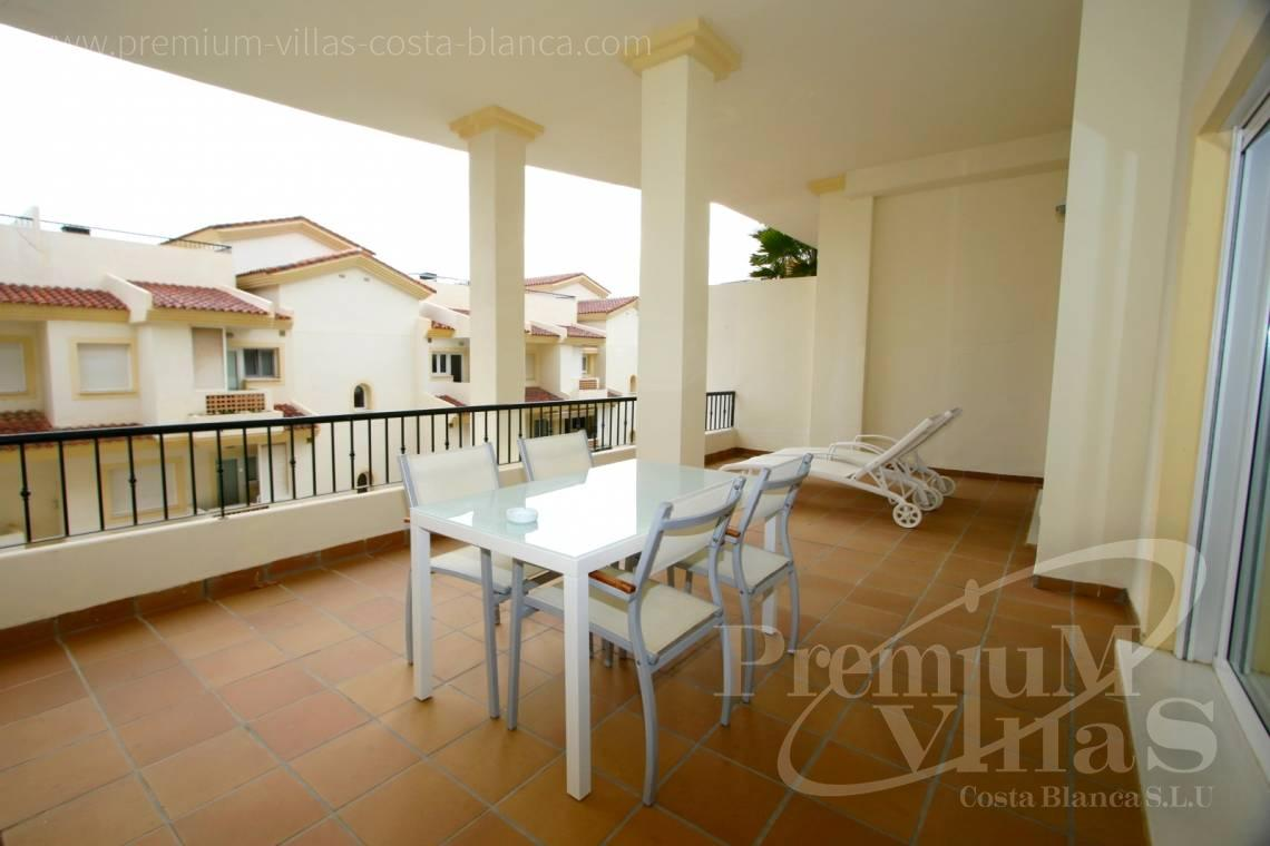 Appartement dans urbanisation Oasis Beach I Altea - A0565 - Appartement à Mascarat à 150m de la plage 12